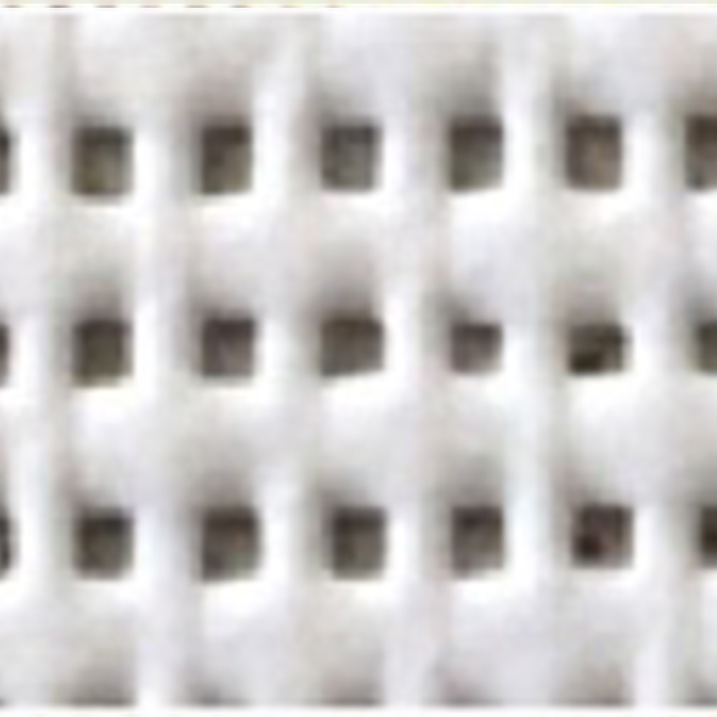 Grille blanche MESH